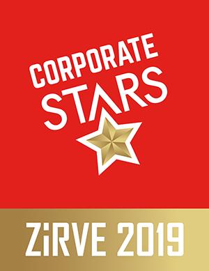 İş ve Sanat  Dünyası'nın Yıldızları  Corporate Stars Zirve 2019'da buluştu.